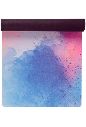 "Kiss My Asana Pastel <br><span class=""free-promo"">Yoga Mat + Free Yoga Bag</span>"