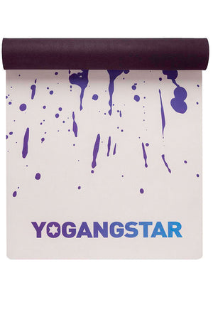 "Om Graffiti <br><span class=""free-promo"">Yoga Mat + Free Yoga Bag</span>"
