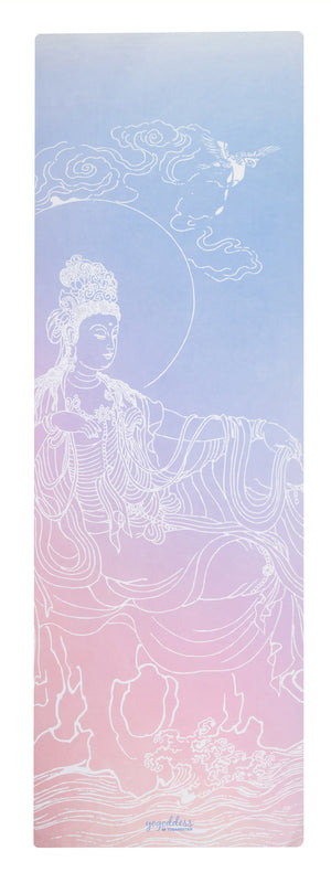 Goddess Yoga Travel Mat