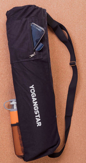 Yoga Mat Bag Yogangstar