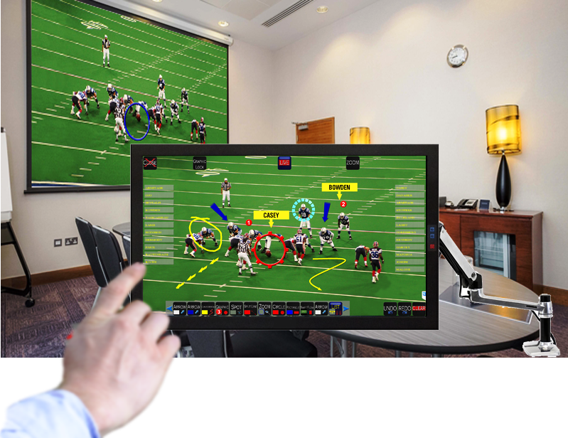 Point-HD Broadcast Telestrator Software