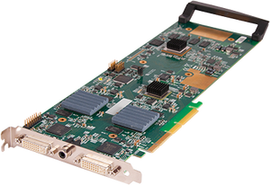 XV-HD2-SQX Triple input capture and H264 encoder card X-View