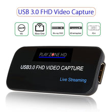 PZ-HDX8 HDMI to USB 3.0 4K Video Capture Module