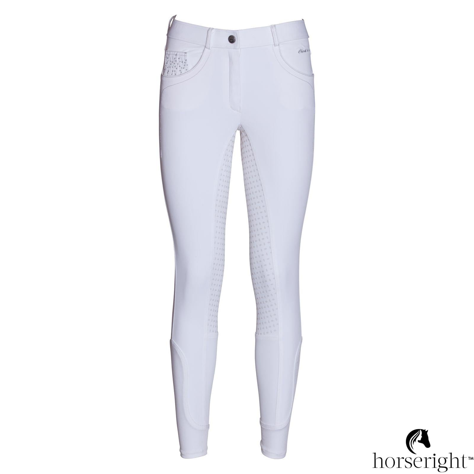 Clearance Cheval De Luxe Breeches Camille Grip