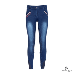 Image of Black Forest Authentic Grip Jodhpur Jeans