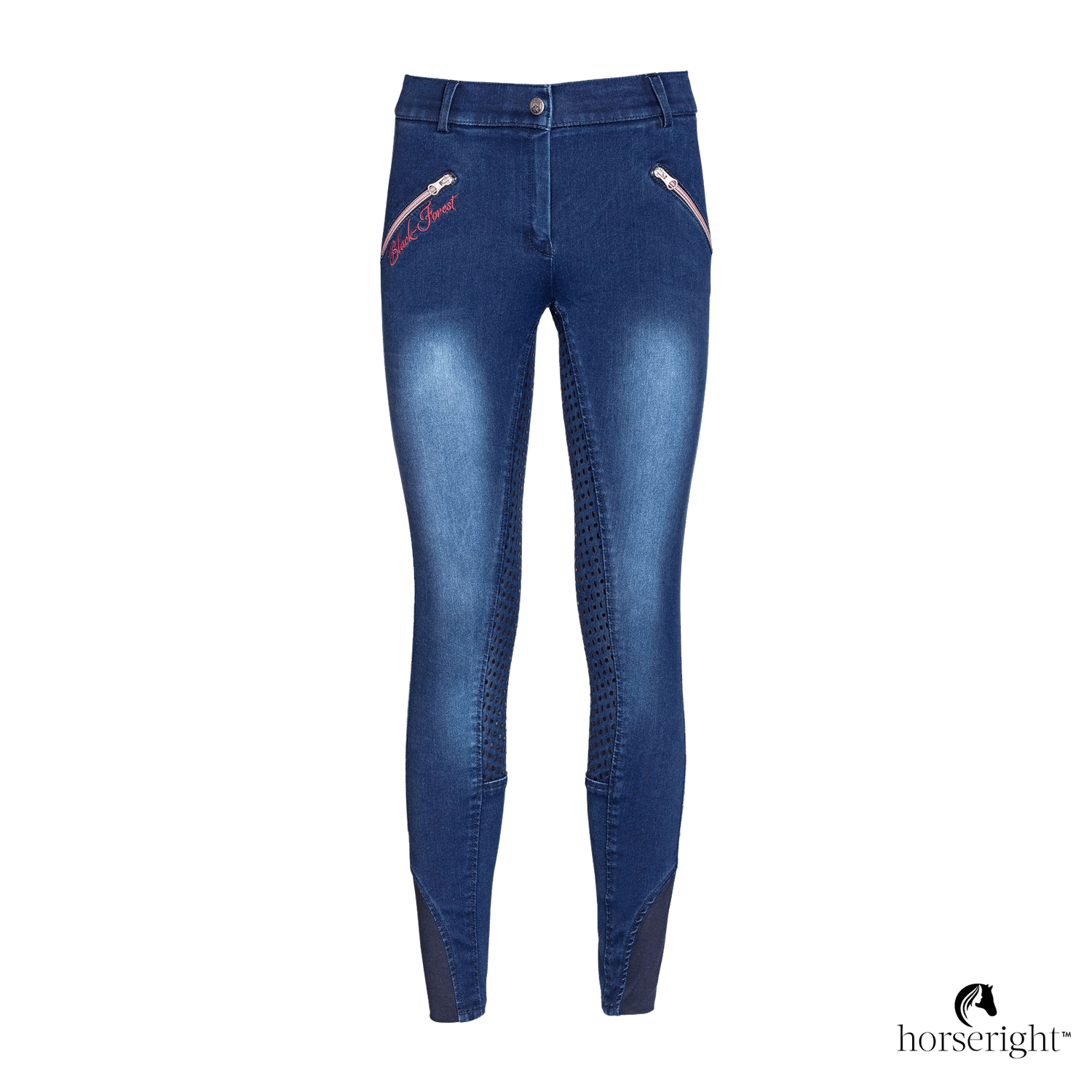Black Forest Authentic Grip Children's Jodhpur Jeans