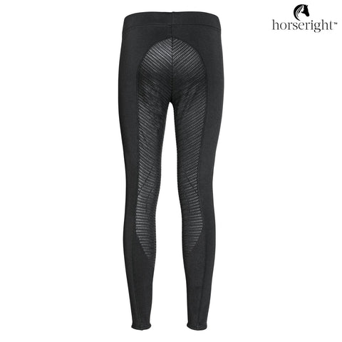 Black Forest Thermal Riding Leggings