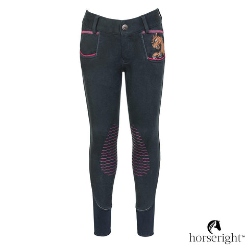 Black Forest Star Horse Riding Breeches