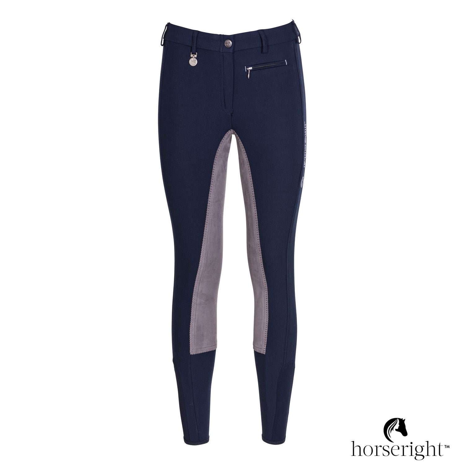 Pikeur Lucinda Girl Children's Jodhpurs With Contrast