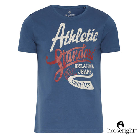 Oklahoma Athletic Standard T-shirts