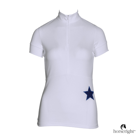 Black Forest Competition Shirt Piqué Star