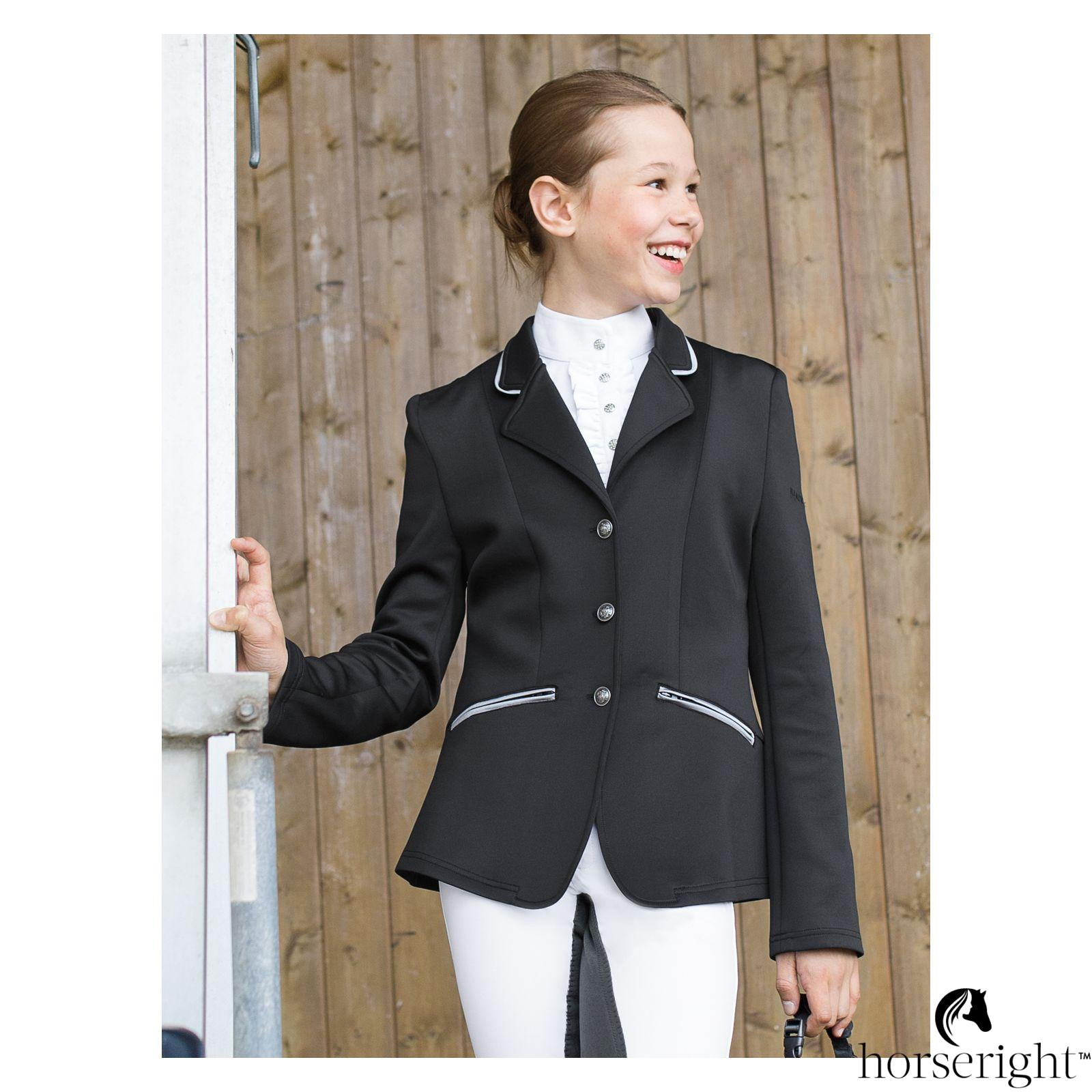 Black Forest Tournament Jacket For Children
