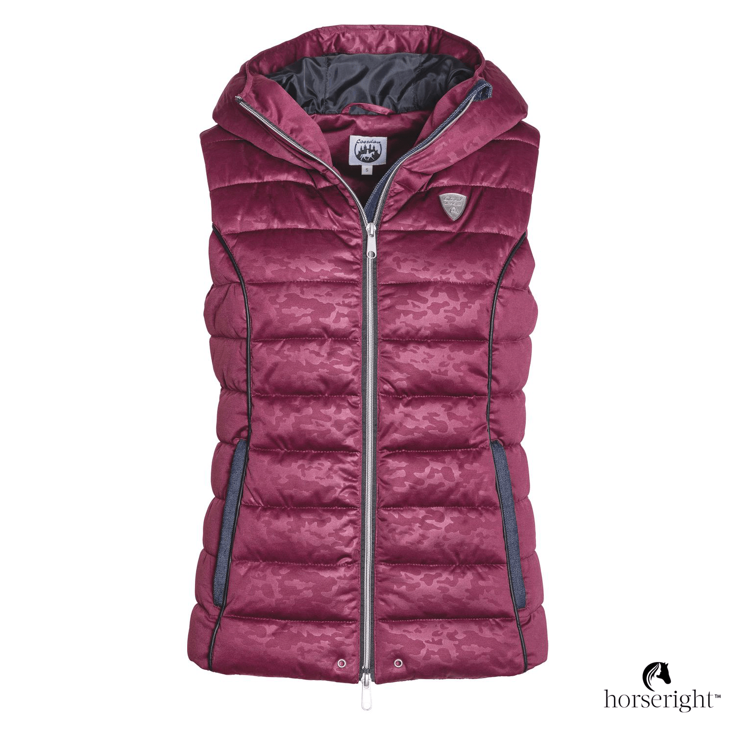 Cheval De Luxe Tyra Riding And Leisure Vest