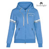 Black Forest Equestrian Sweat Jacket For Teens And Women