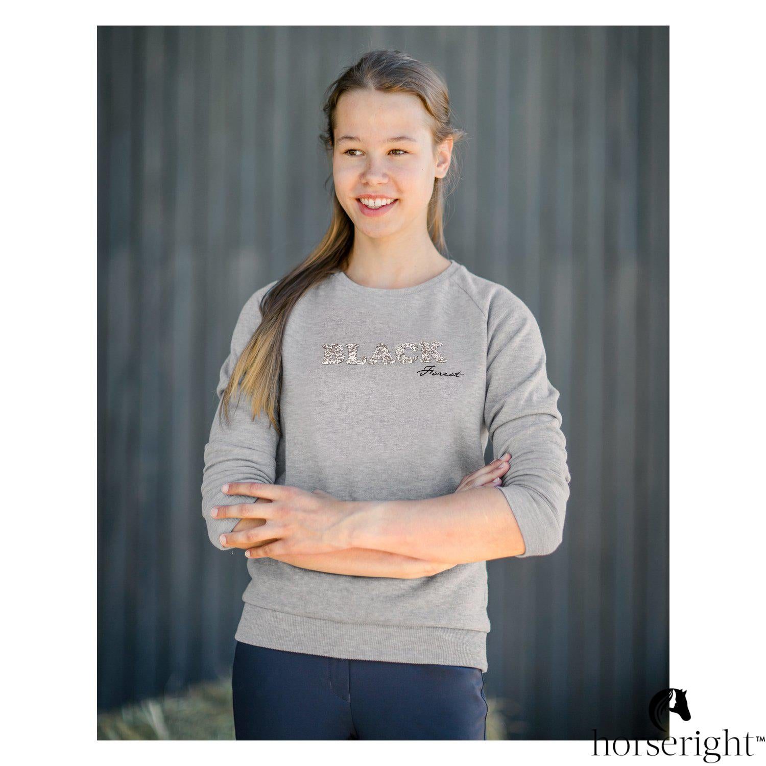 Black Forest Crew Neck Sweatshirt Mylie
