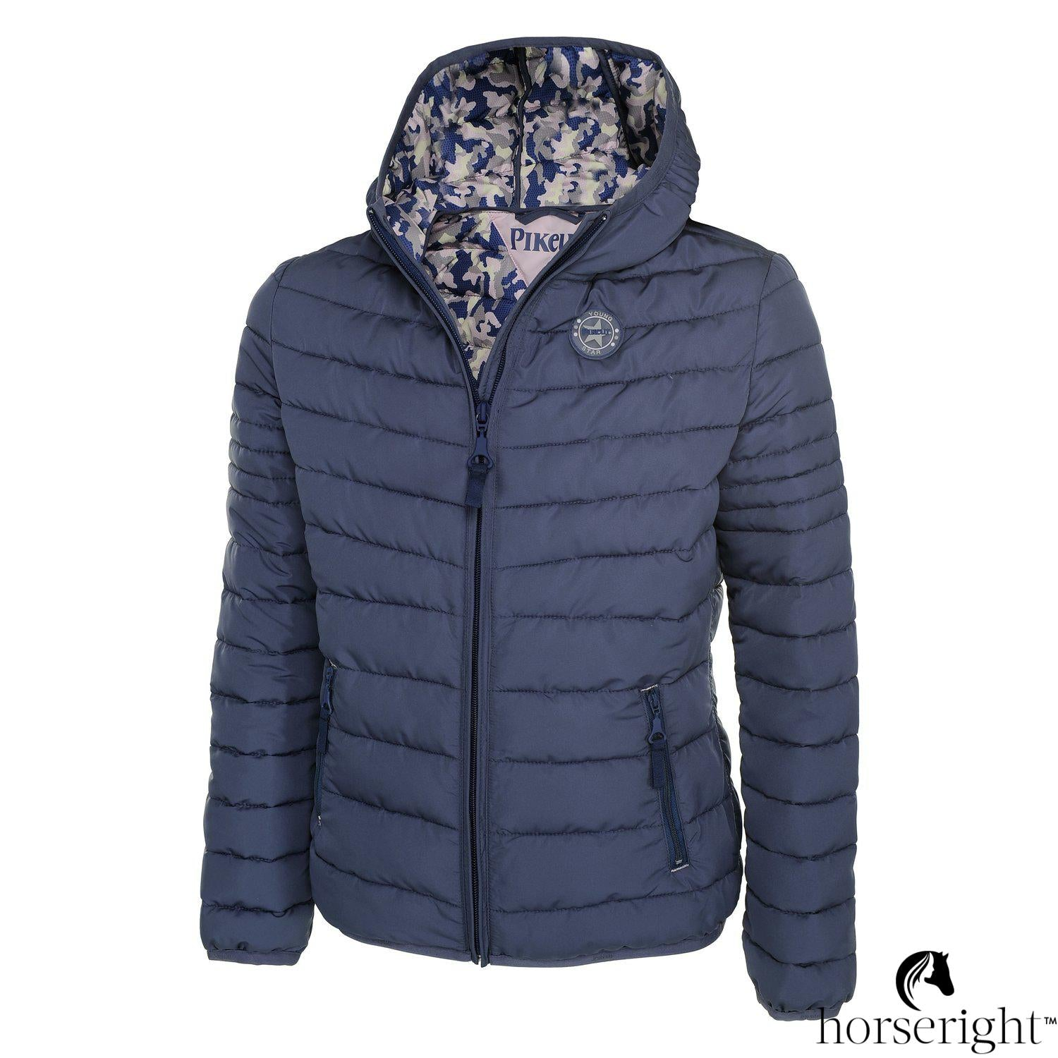 Pikeur Young Stars Collection Kalinka Quilted Jacket
