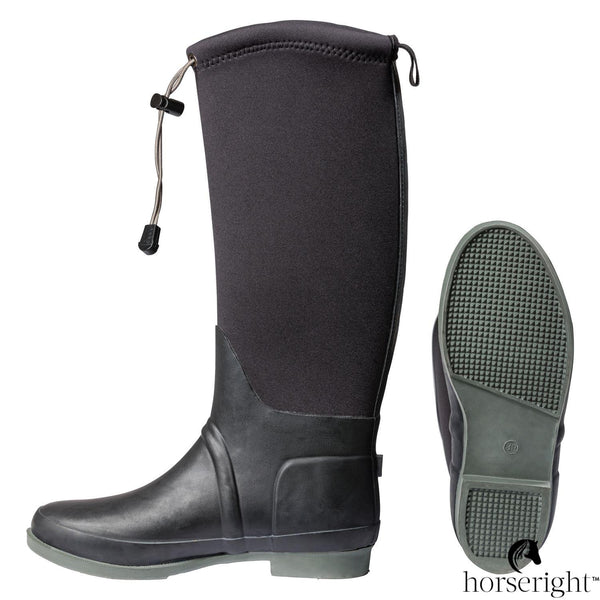 Black Forest Neoprene Riding Boots