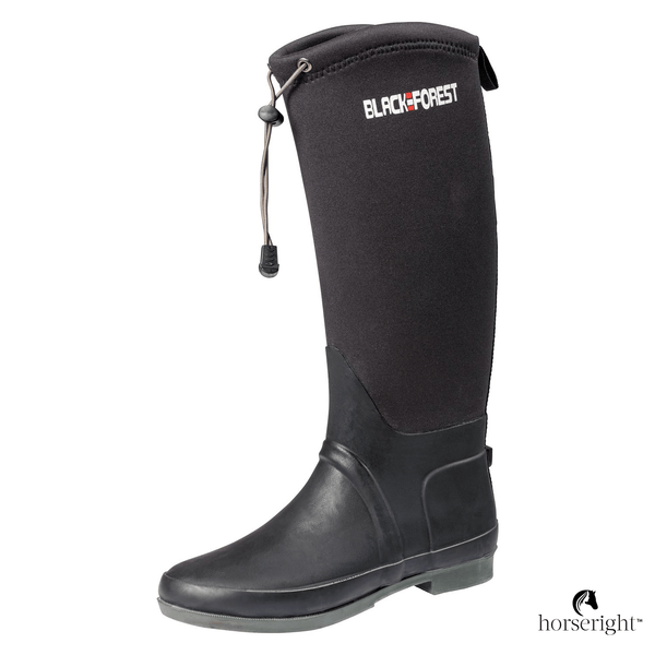 Black Forest Neoprene Riding Boots Riding