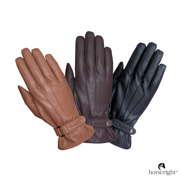 Roeckl Winter Riding Gloves Wago