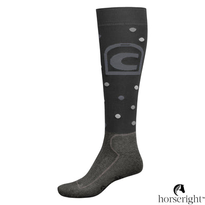 Cavallo Multi Dot Riding Socks