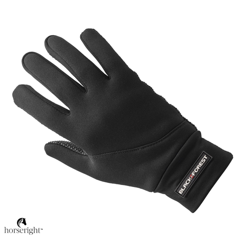 Black Forest Powergrip Fleece Gloves