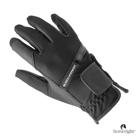 Black Forest Riding Gloves Softy