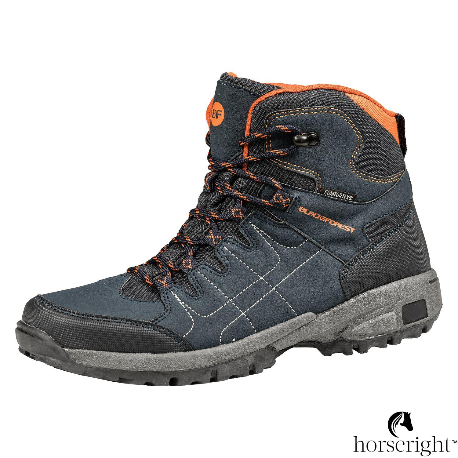 Black Forest Terra Riding And Trekking Shoe