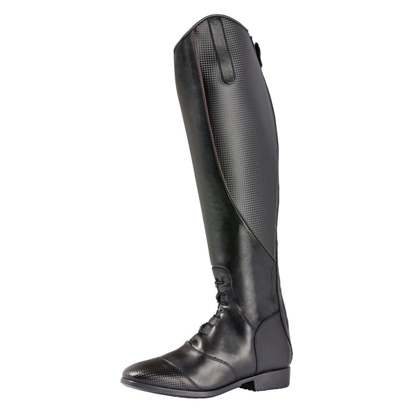 Black Forest Riding Boots Porto Jump Carbon Look