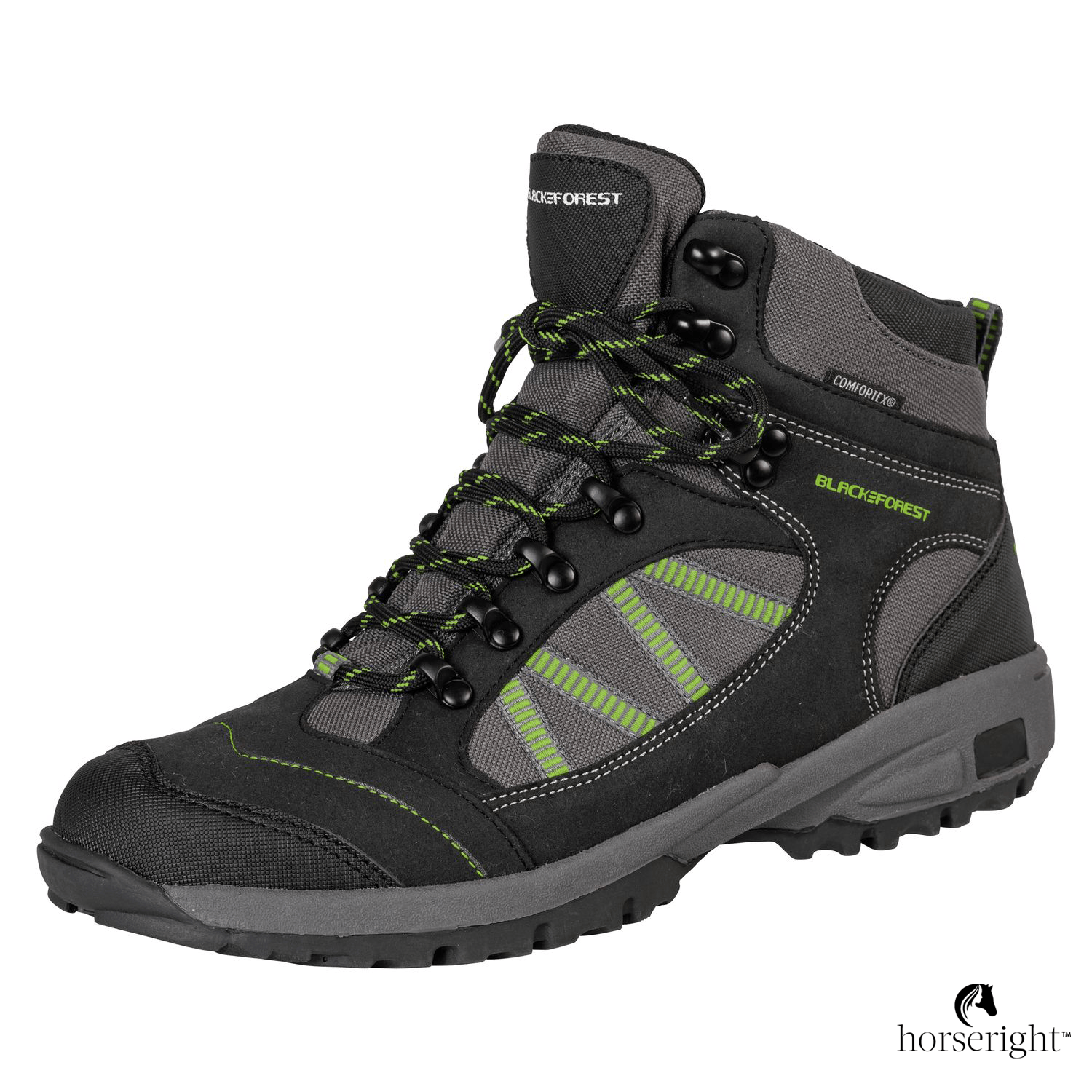 Black Forest Montana Riding And Trekking Shoes