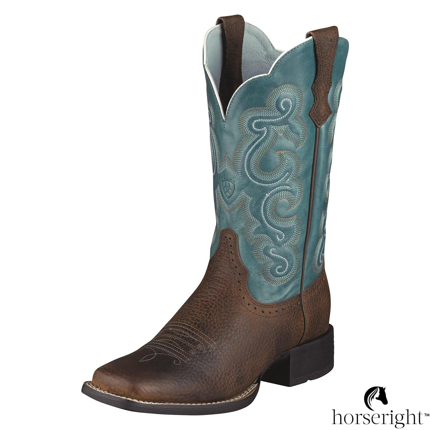 Ariat Quickdraw Western Boots