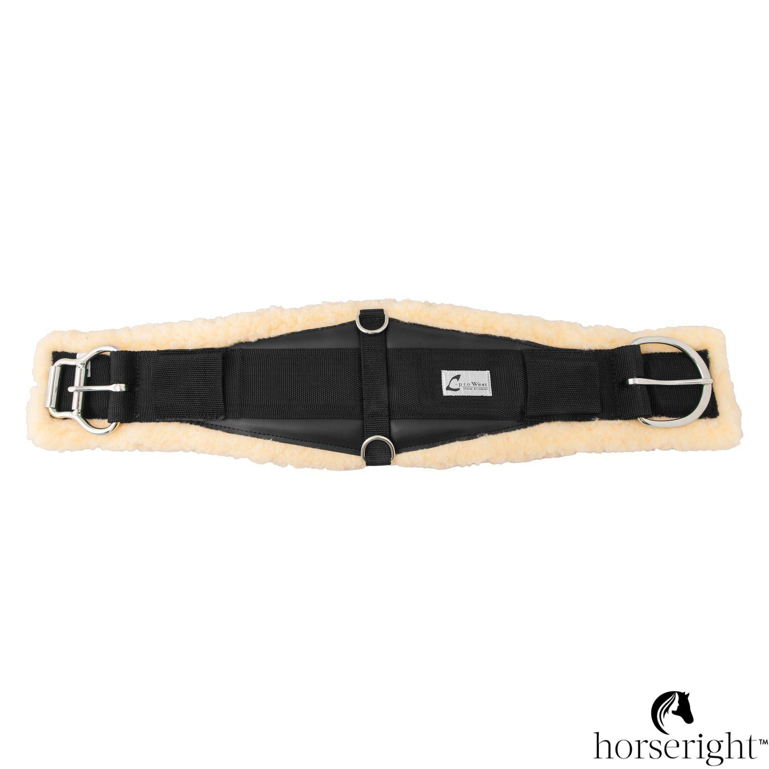L-Pro West Western Saddle Girth