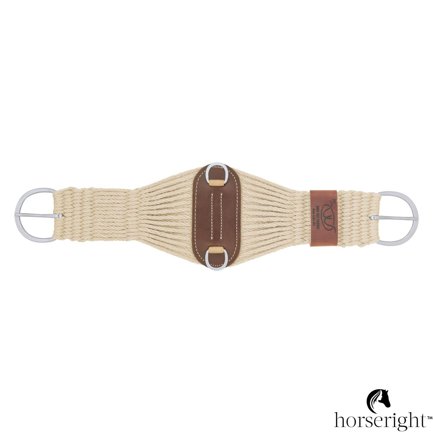 Weaver Leather Western Saddle Girth Mohair