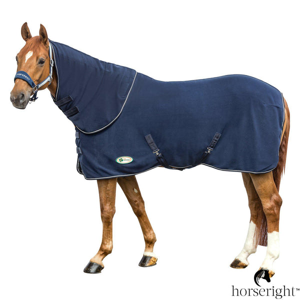 IRISH Innovation Cooler Blanket With Removable Neck