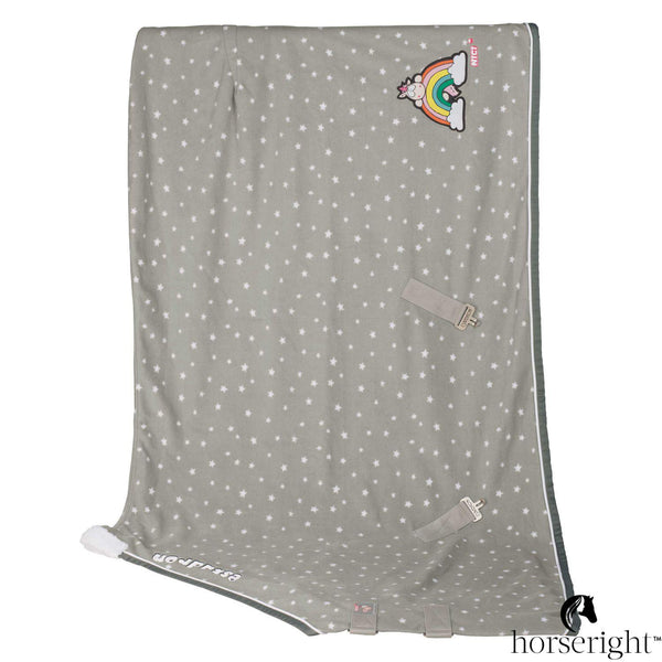 Eskadron Nici Sweat Blanket Fleece Printed