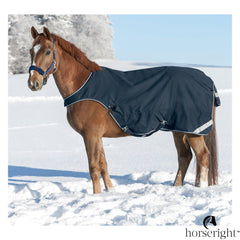 Horse-Friends Driving Machine Blanket Reflective