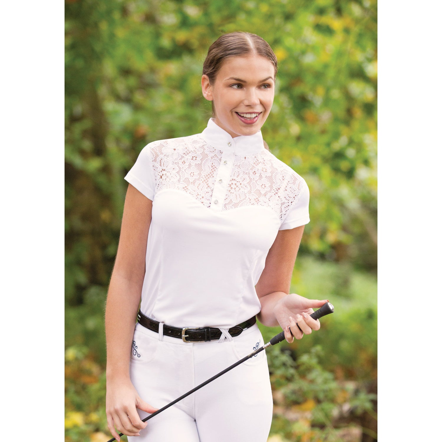 Clearance Florence Lace Competition Shirt