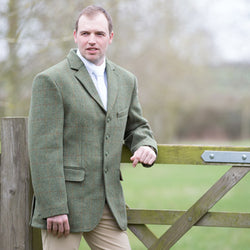 9f23be9c8c19 Mens Claydon Tweed Riding Jacket | Horseright