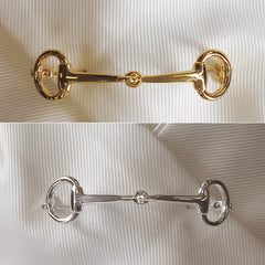 Snaffle Stock Pin