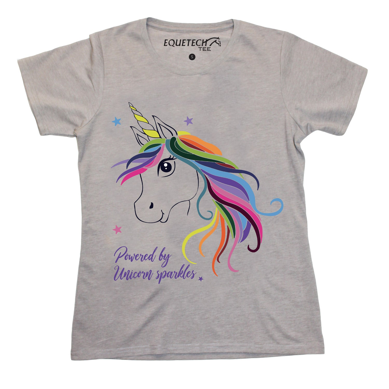 Equetech Children's Unicorn T-Shirt