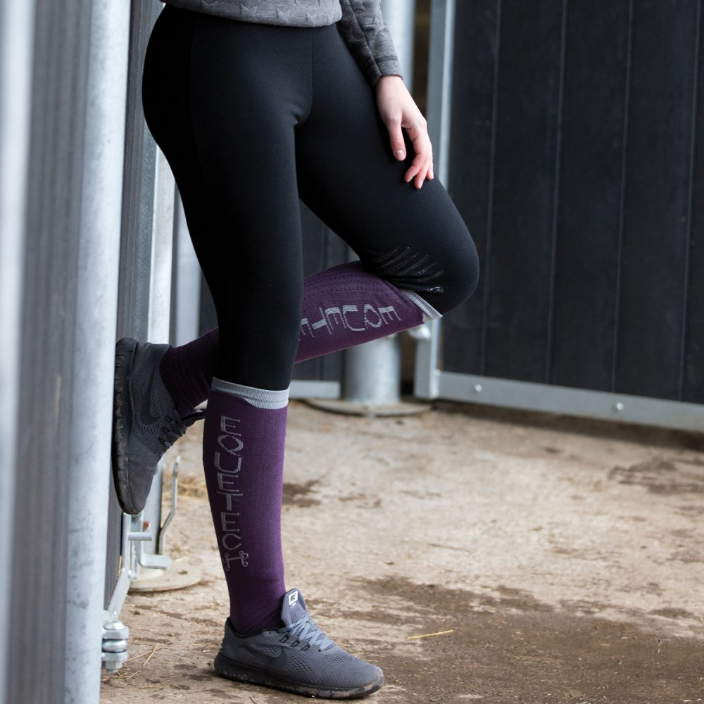 Winter Cord Riding Tights