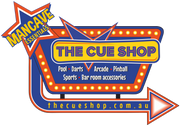 The Cue Shop Logo