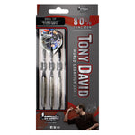 Tony David Steel Tip 80% Tungsten Darts