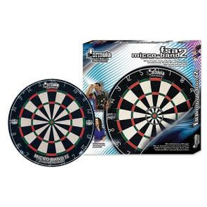 Micro-Band 2 Bristle Dartboard