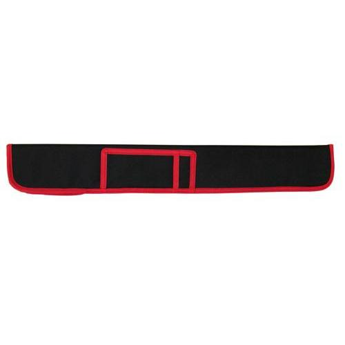 Soft Case 2pce – Red Trim