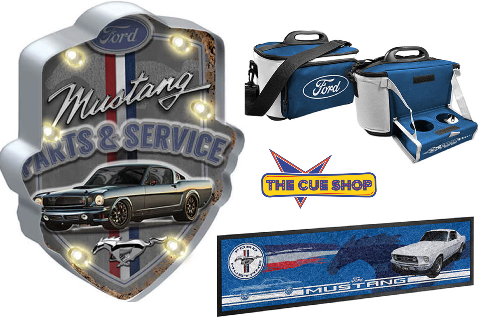 Ford Mustang Gift Pack