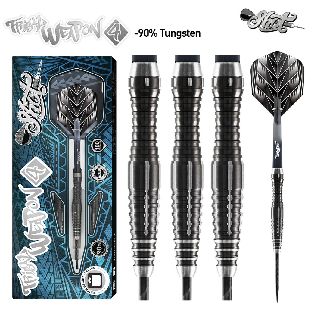 Tribal weapon series 4 by Shot Darts