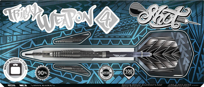 Tribal weapon series 4 by Shot Darts - in the box