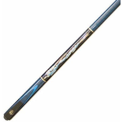 Blue Dragon Ash Cue