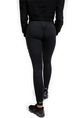Plain Scrunch Bum Legging