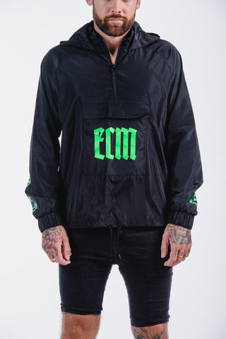 ECM Premium Spray Jacket Black/Green